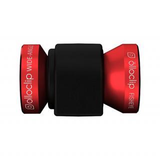 4 In 1 Lens 2 Macros, Wide-Angle, Fisheye Red APPLE iPhone 4s