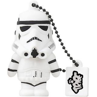 8gb stormtrooper usb memory stick white