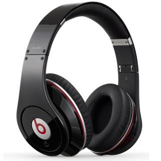 Stereo Over Ear Black