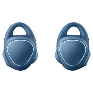 Gear IconX Card-Free Fitness Earbuds Tracking Blue