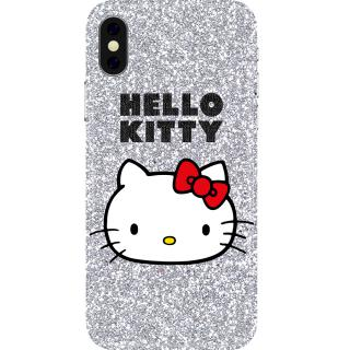 low cost 10b35 a4d45 Glitter Hello Kitty Back cover APPLE iPhone Xs Max