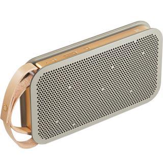 Portable Bluetooth Speaker Grey