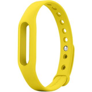 Silicone For Mi Band Yellow