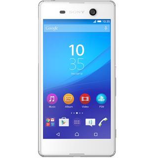 Xperia M5 Dual Sim 16GB LTE 4G White
