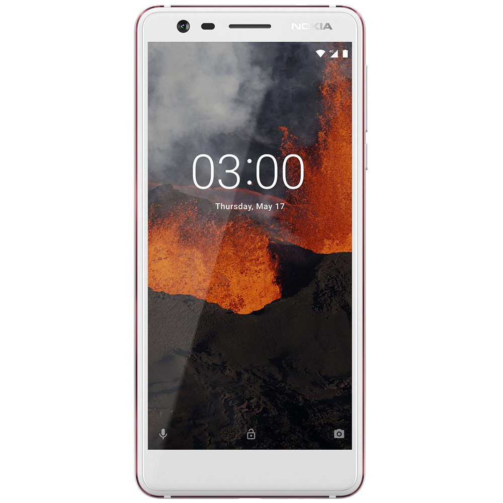 3.1  Dual Sim 16GB LTE 4G White