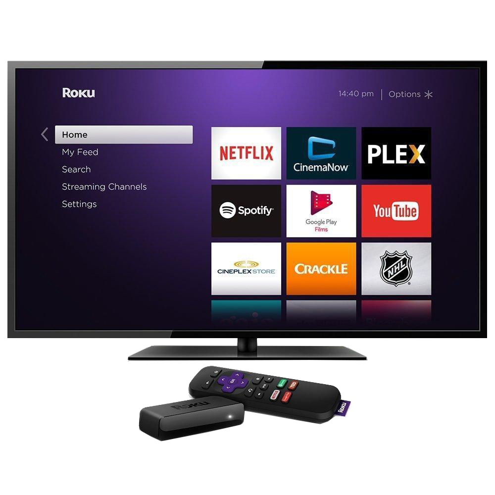 tv mediaplayers express plus mediaplayer plus 3710rw 181138 roku quickmobile quickmobile. Black Bedroom Furniture Sets. Home Design Ideas