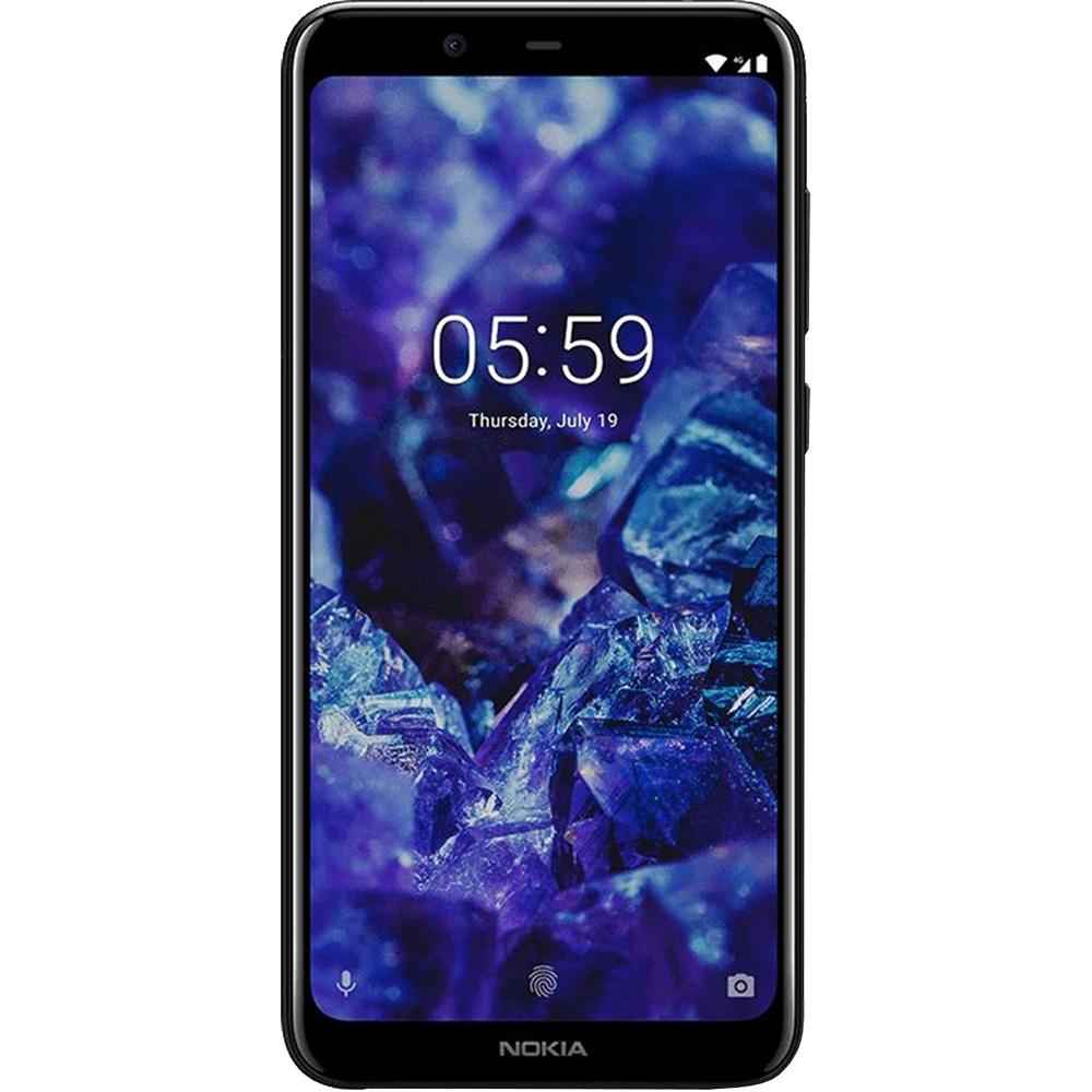 5.1 Plus Dual Sim 32GB LTE 4G Black 3GB RAM