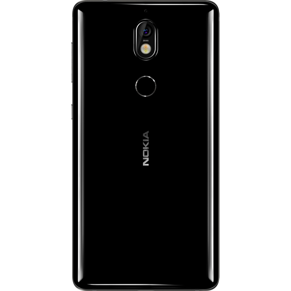 Mobile Phones 7 Dual Sim 64gb Lte 4g Black 4gb Ram 187662 Nokia X