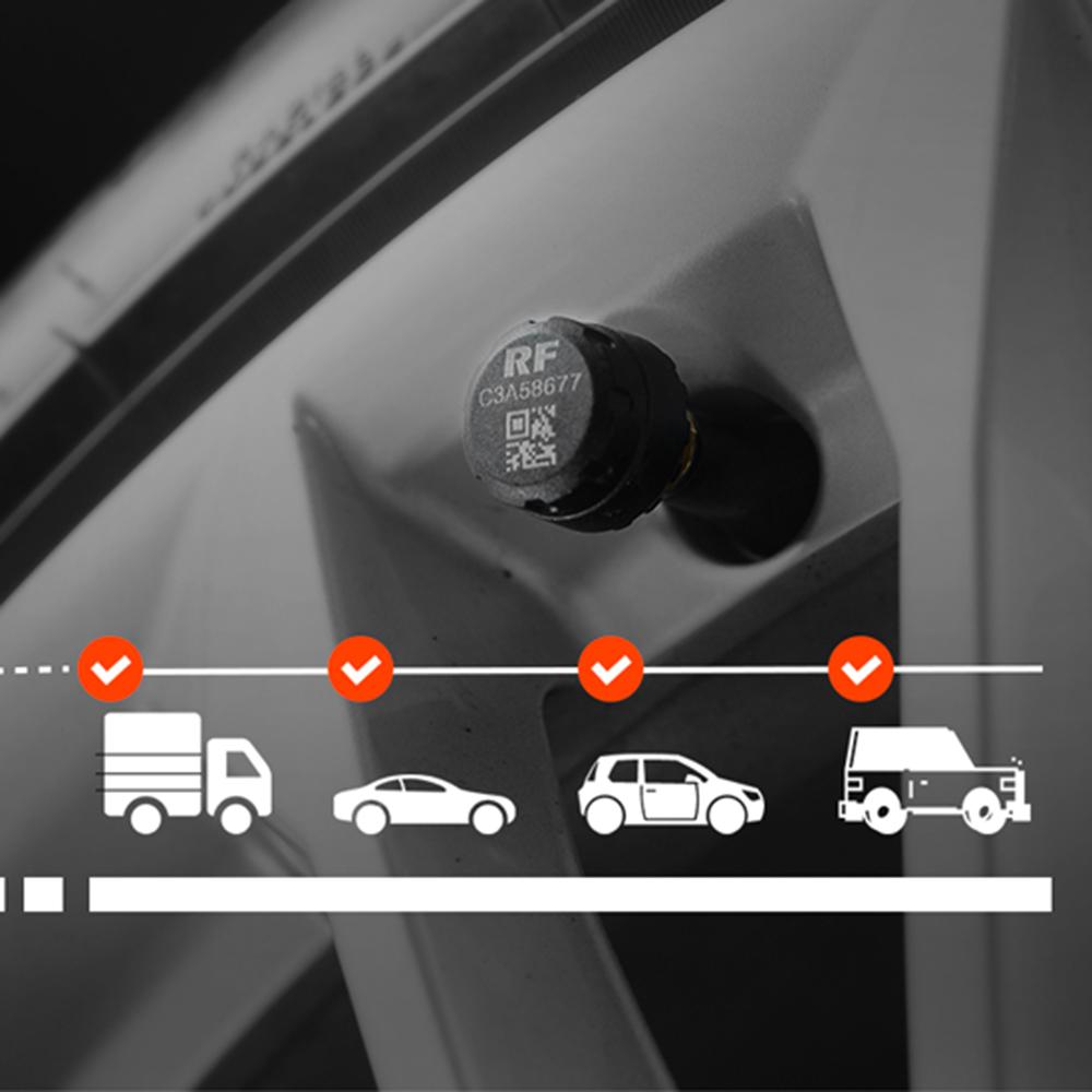 XIAOMI 70 Mai Tire Pressure Monitoring System Lite Midrive T02 Negru