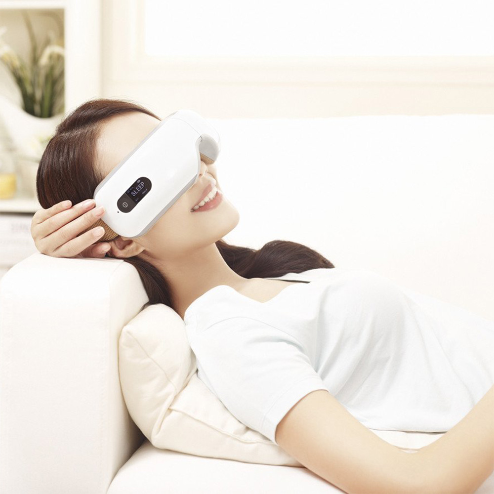 Eye Massager White