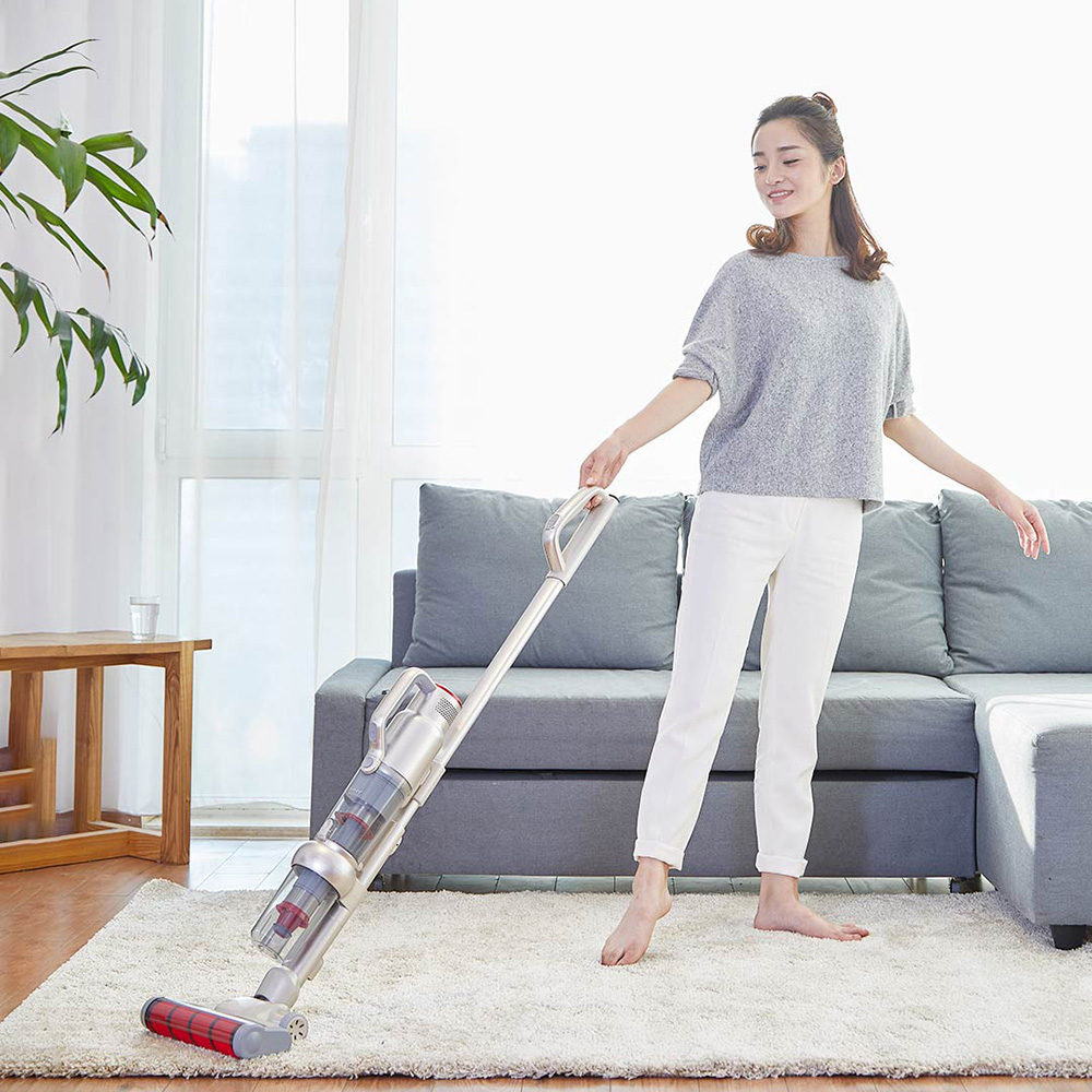 Jimmy JV7 Cordless Vacuum Cleaner Grey