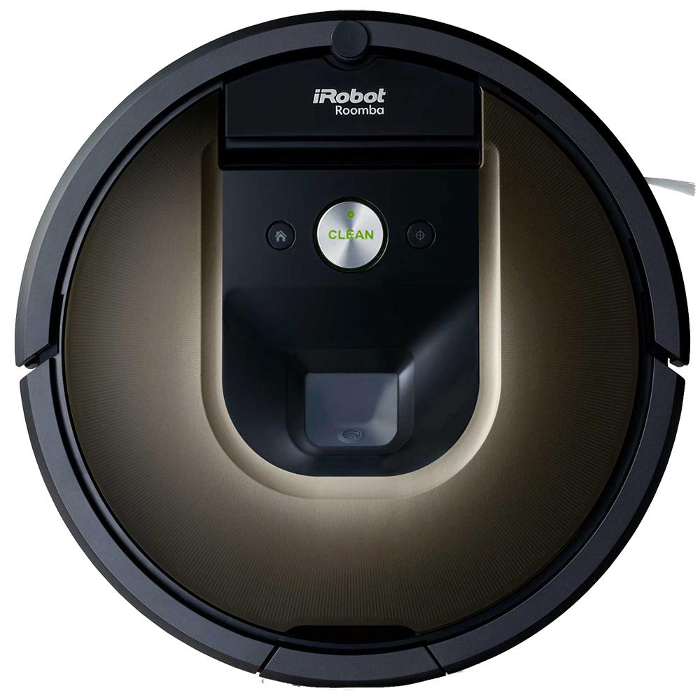 smart appliances roomba 980 vacuum cleaner robot 161273. Black Bedroom Furniture Sets. Home Design Ideas