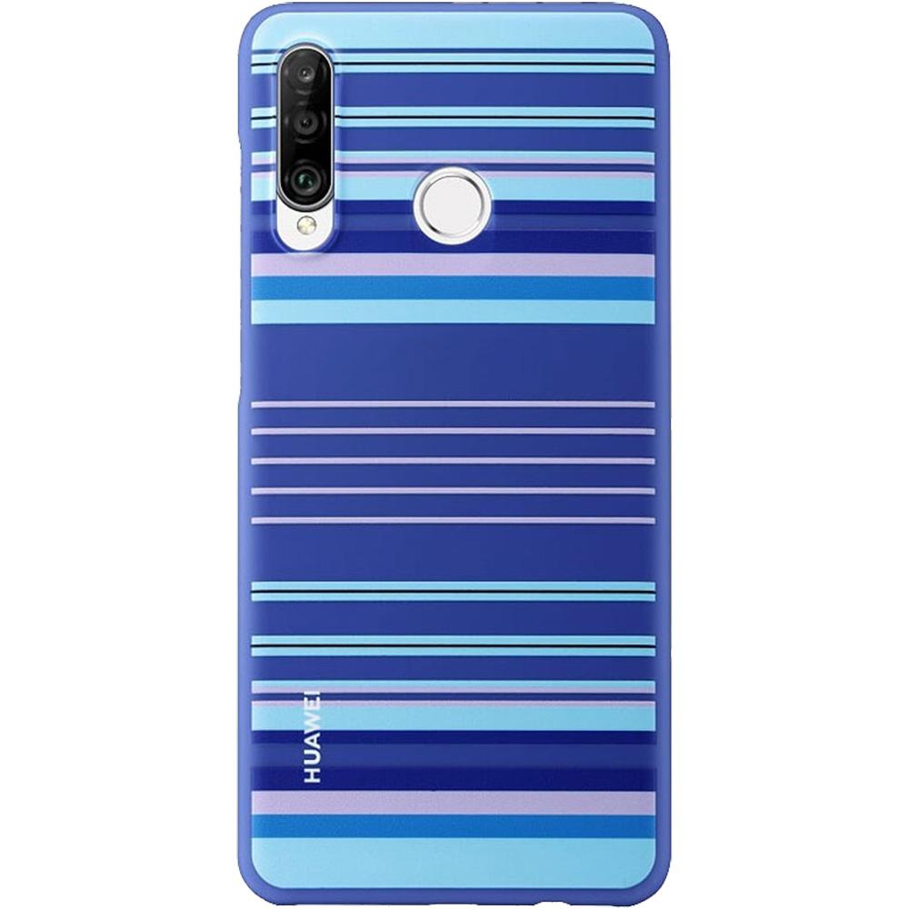 Back cover Blue Huawei P30 Lite