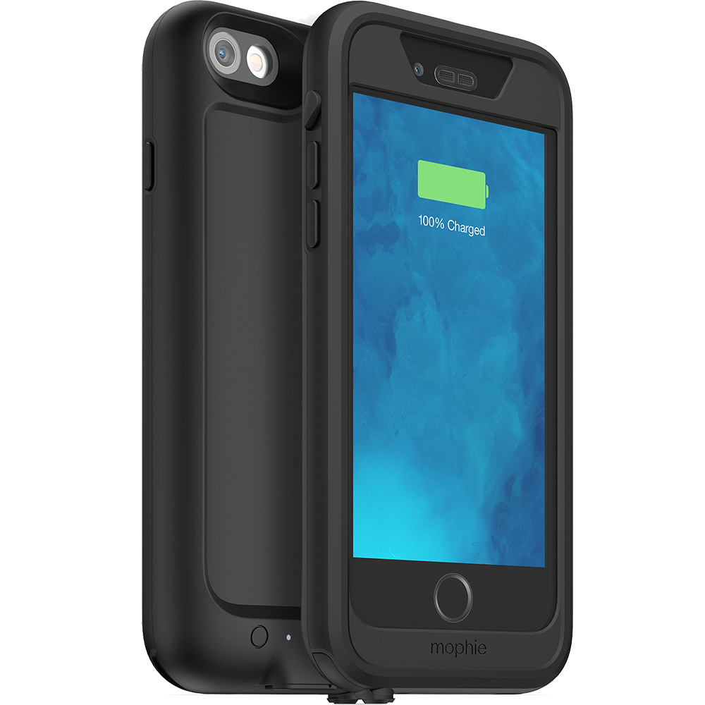 Power Bank + Cover Black APPLE iPhone 6 Plus, iPhone 6s Plus