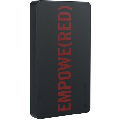 Baterie Externa MOPHIE Powerstation 6000mAh Rosu 3651_PWRSTION-6.2K-RED