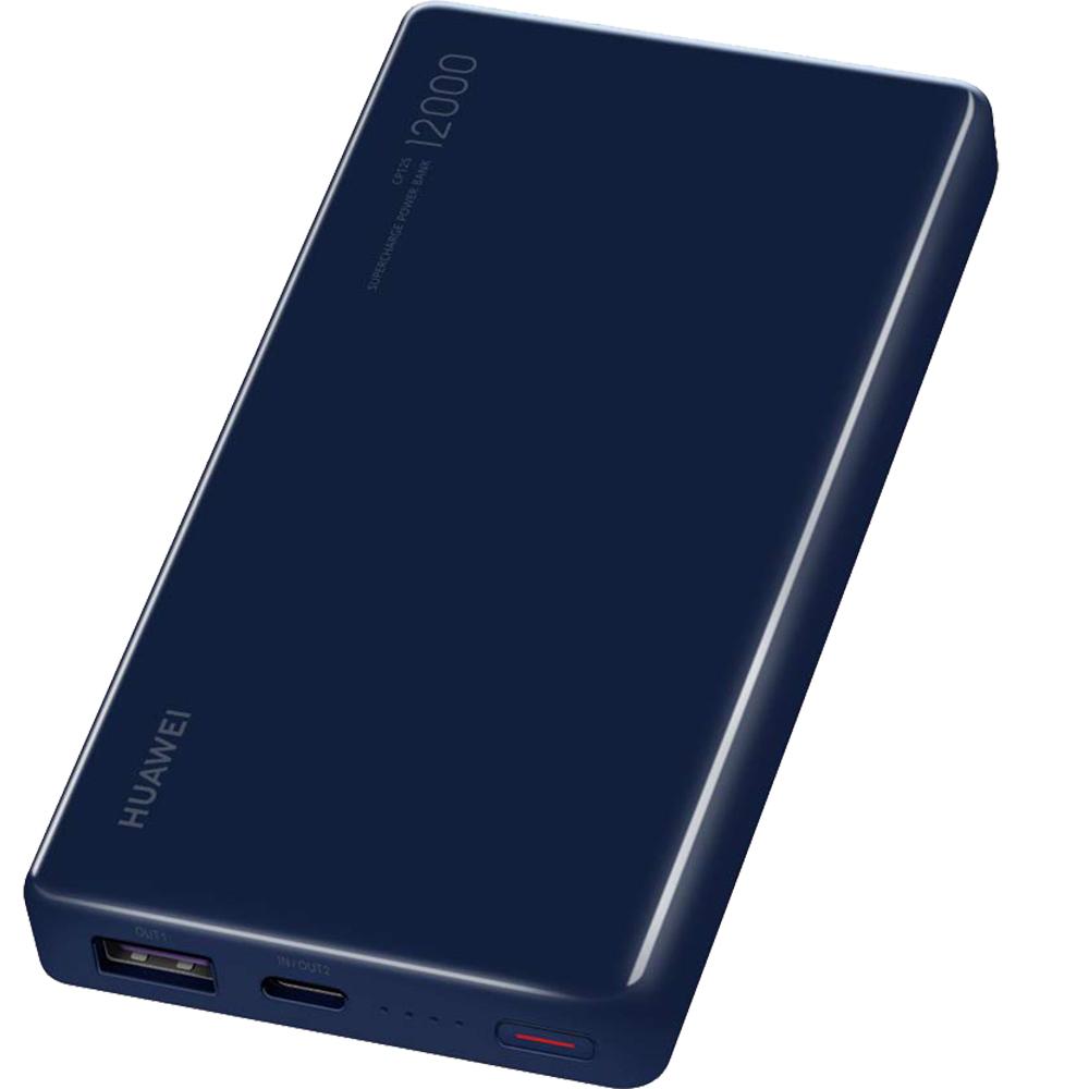 Baterie Externa HUAWEI 55030797 SuperCharge 12000mAh Albastru