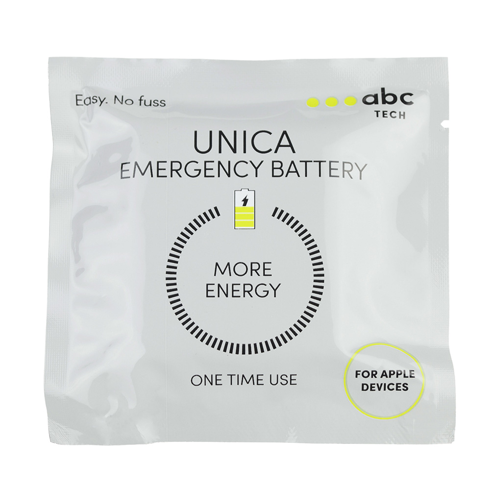 Unica Emergency Powerbank For iPhone