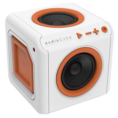 Mobile Speakers Bluetooth Speaker 10 White 10 POWER CUBE