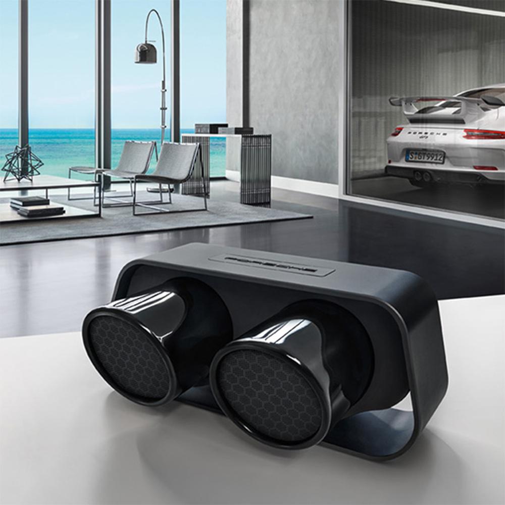 Porsche Design Kitchen Appliances: Mobile Speakers 911 Porsche Design Bluetooth Speaker