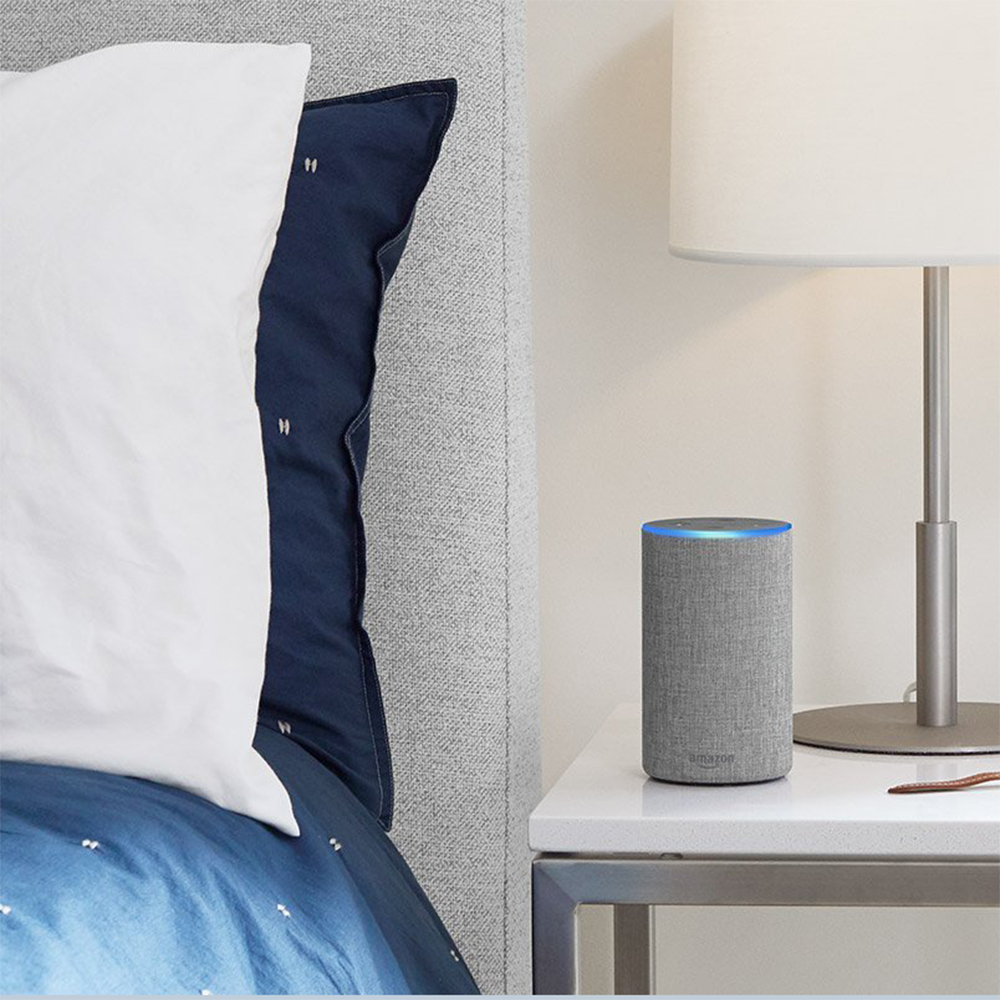 AMAZON Boxa Portabila Echo 2nd Generation Alb