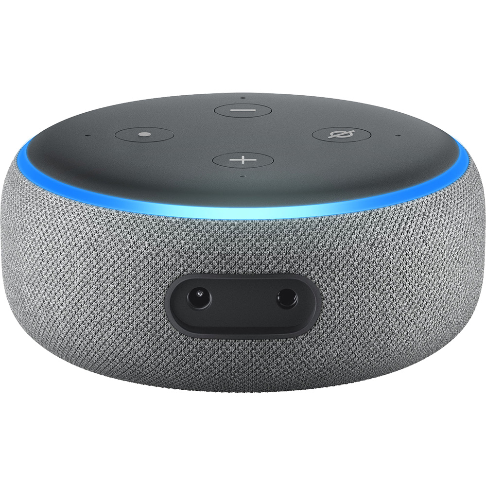 AMAZON Boxa Portabila Echo Dot 3 Gri