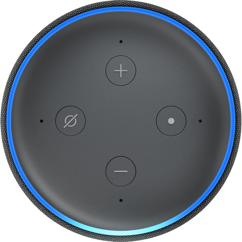 AMAZON Boxa Portabila Echo Dot 3 Negru