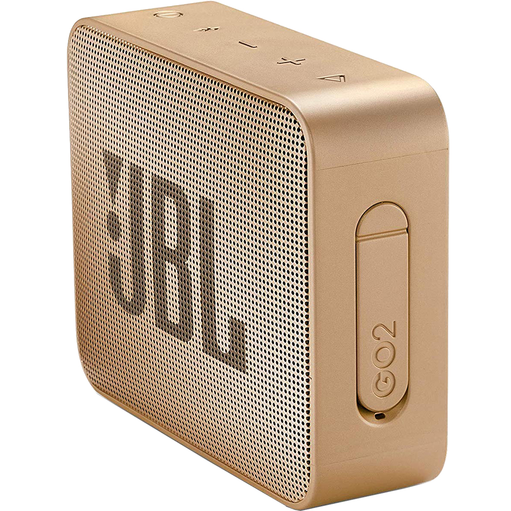 Go 2 Bluetooth Speaker Gold