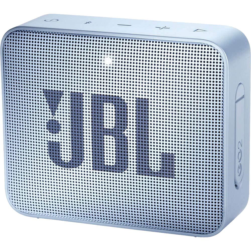 Go 2 Bluetooth Speaker Cyan Blue