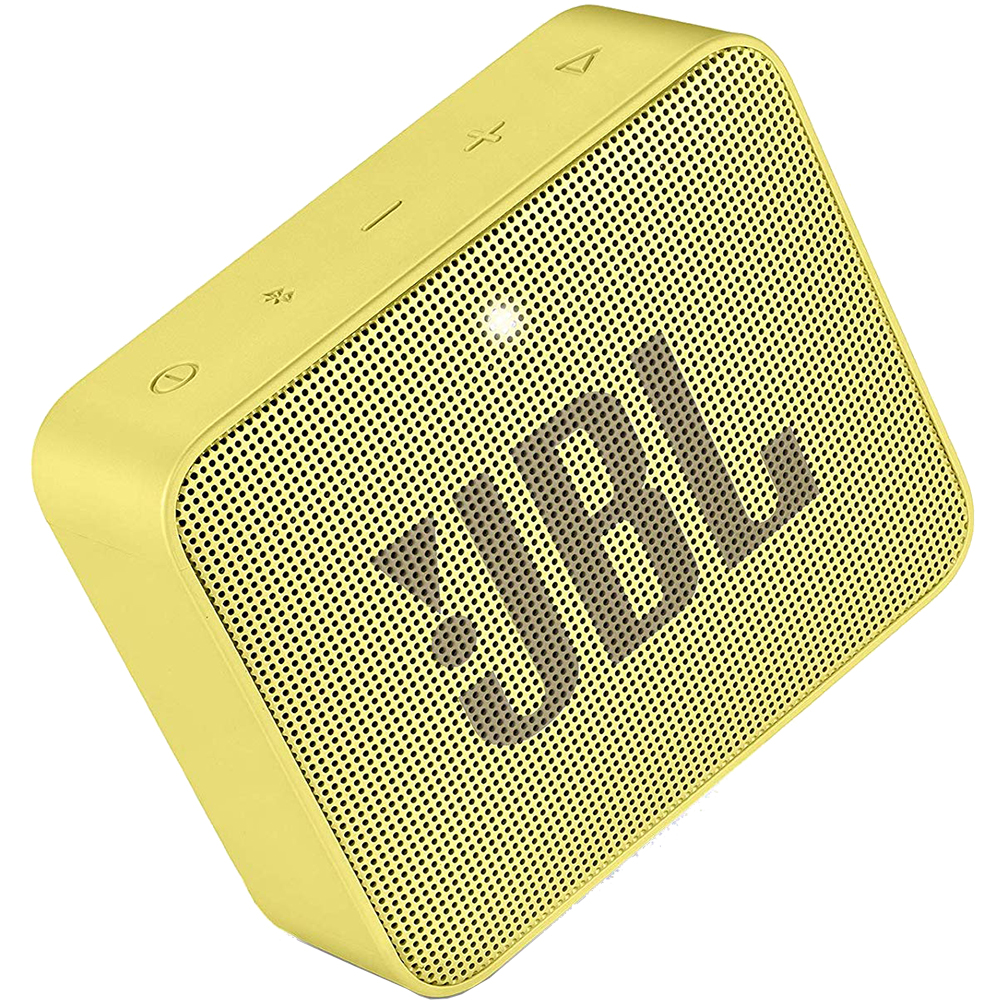 Go 2 Bluetooth Speaker Yellow