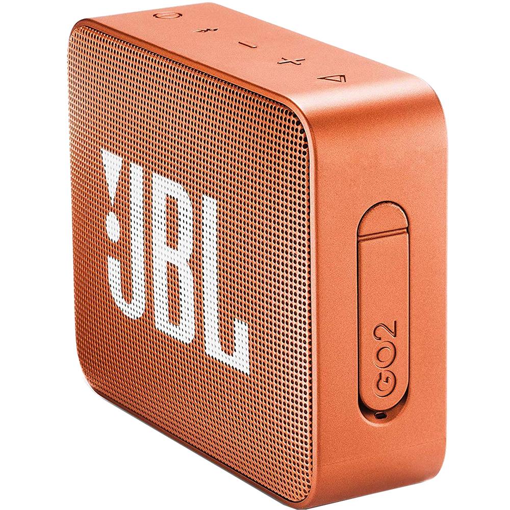 Go 2 Bluetooth Speaker Orange