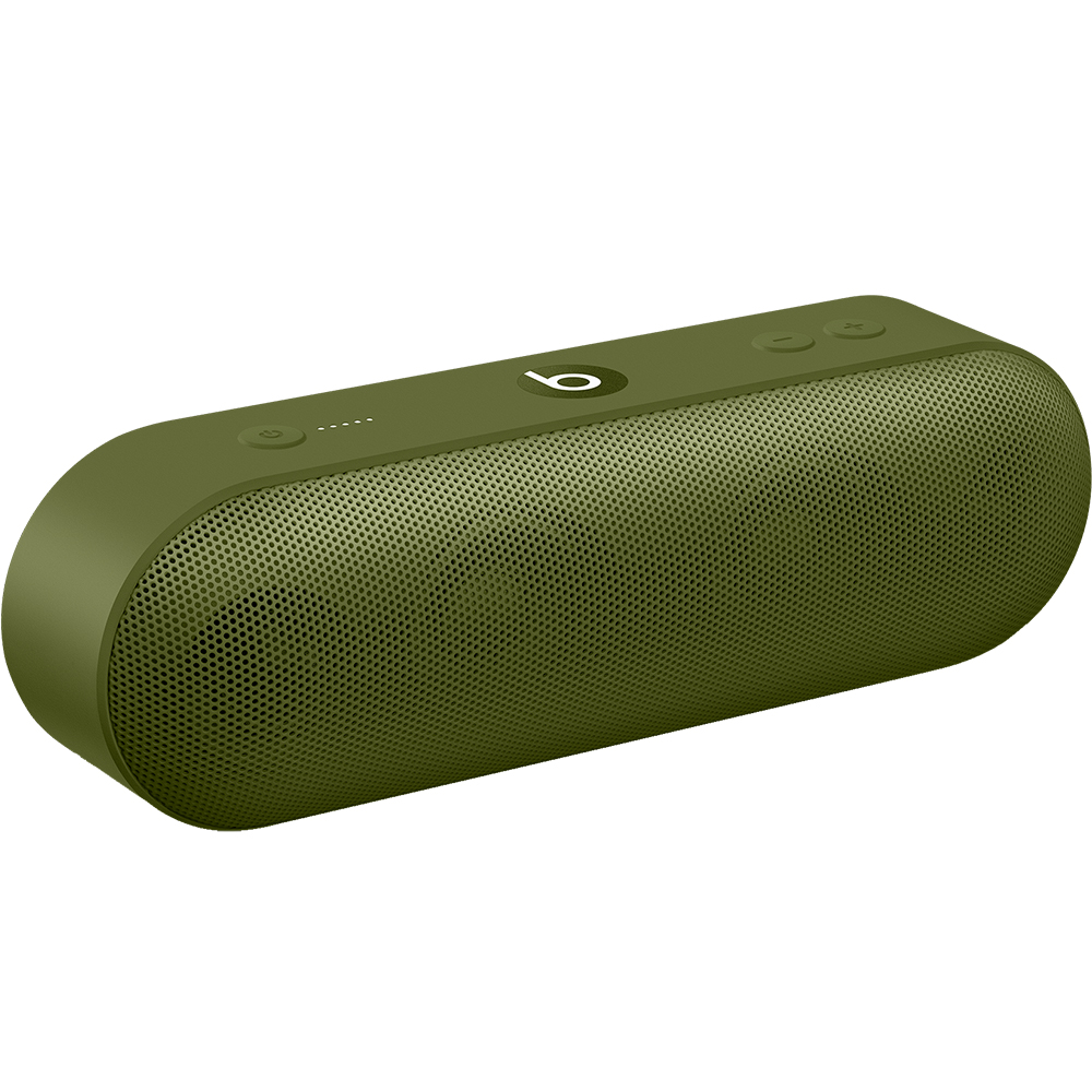 Pill Plus Bluetooth Speaker Green