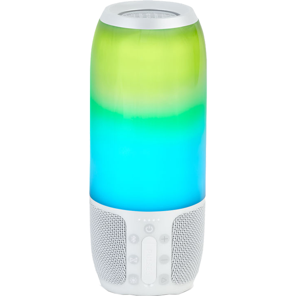 Pulse 3 Bluetooth Speaker White
