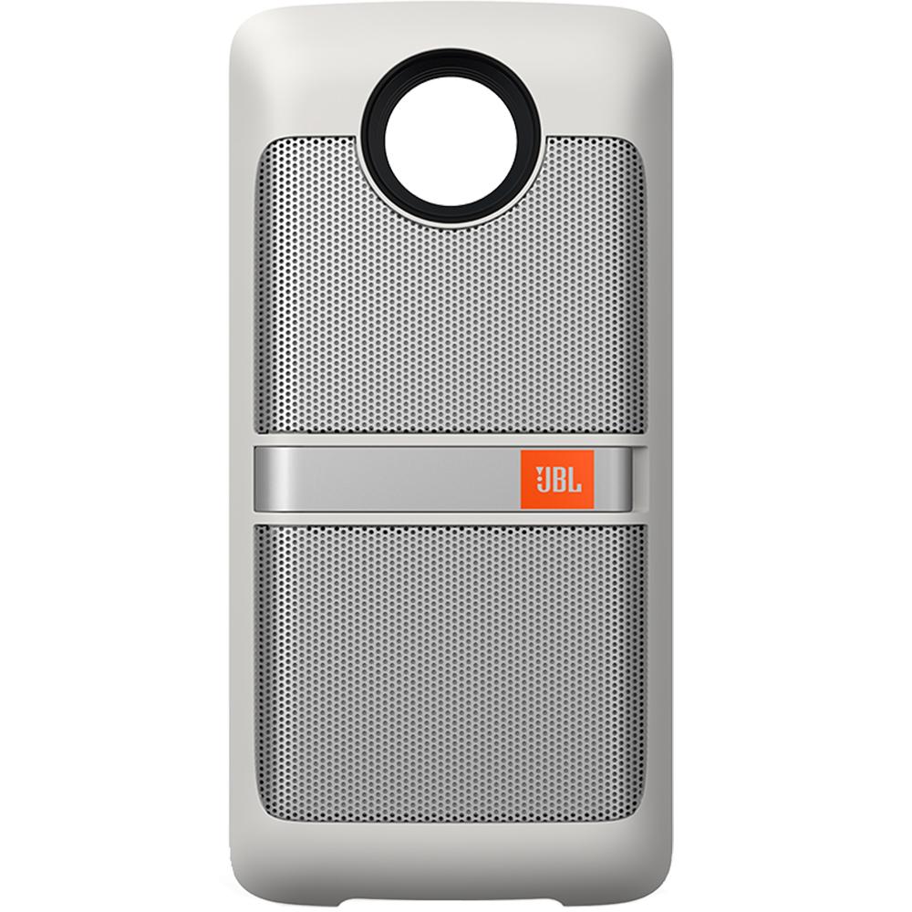Sound Boost Moto Mods Speaker For Motorola Moto Z White