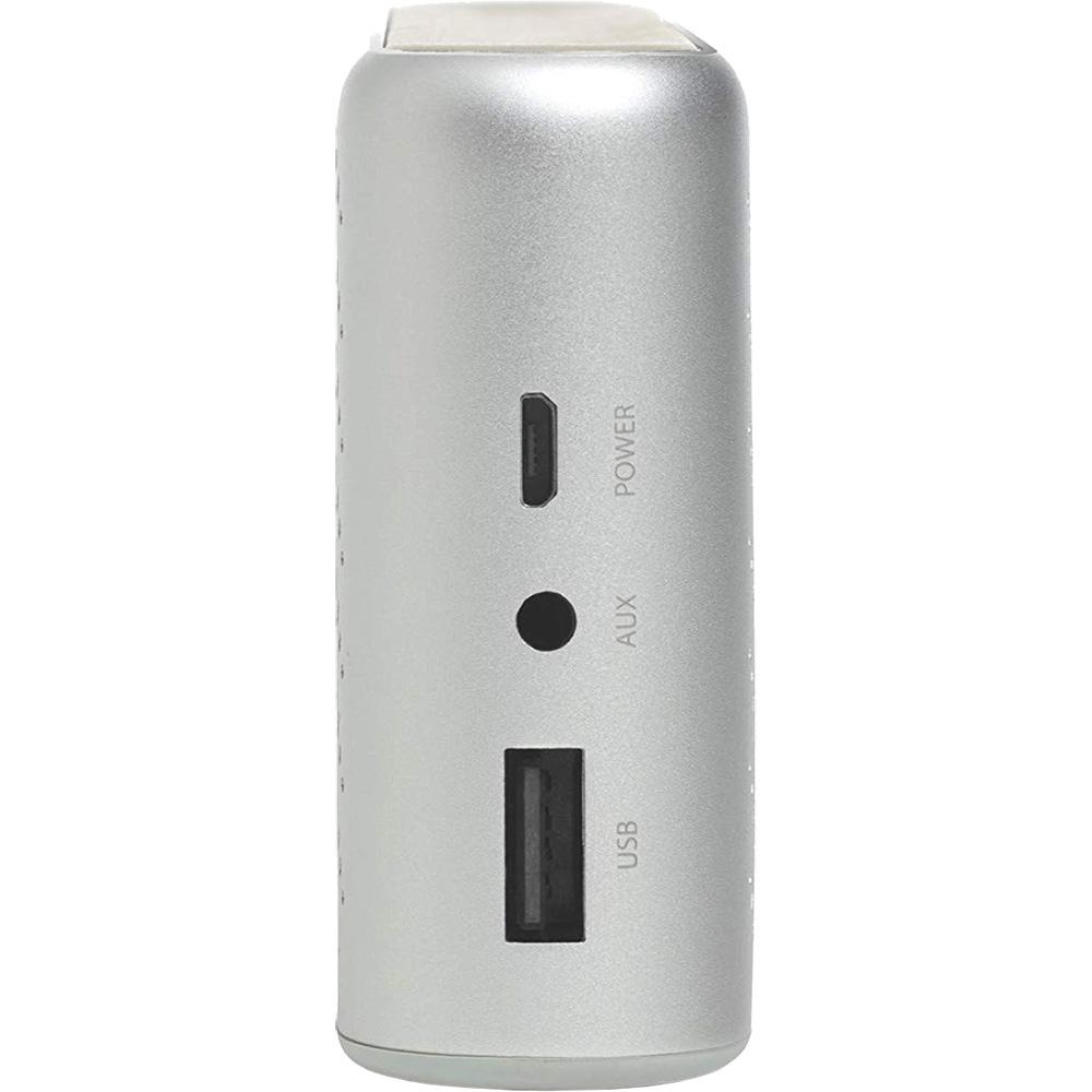 Portable Speaker Traveler Silver