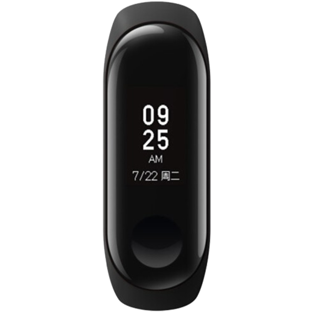 Fitness Bracelet MiBand 3   Black