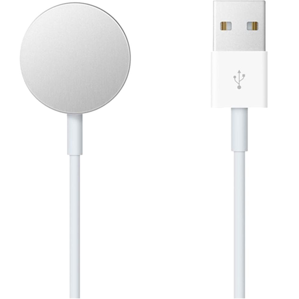 APPLE Cablu cu Incarcare Magnetica 1M Pentru Apple Watch MU9G2ZE Alb