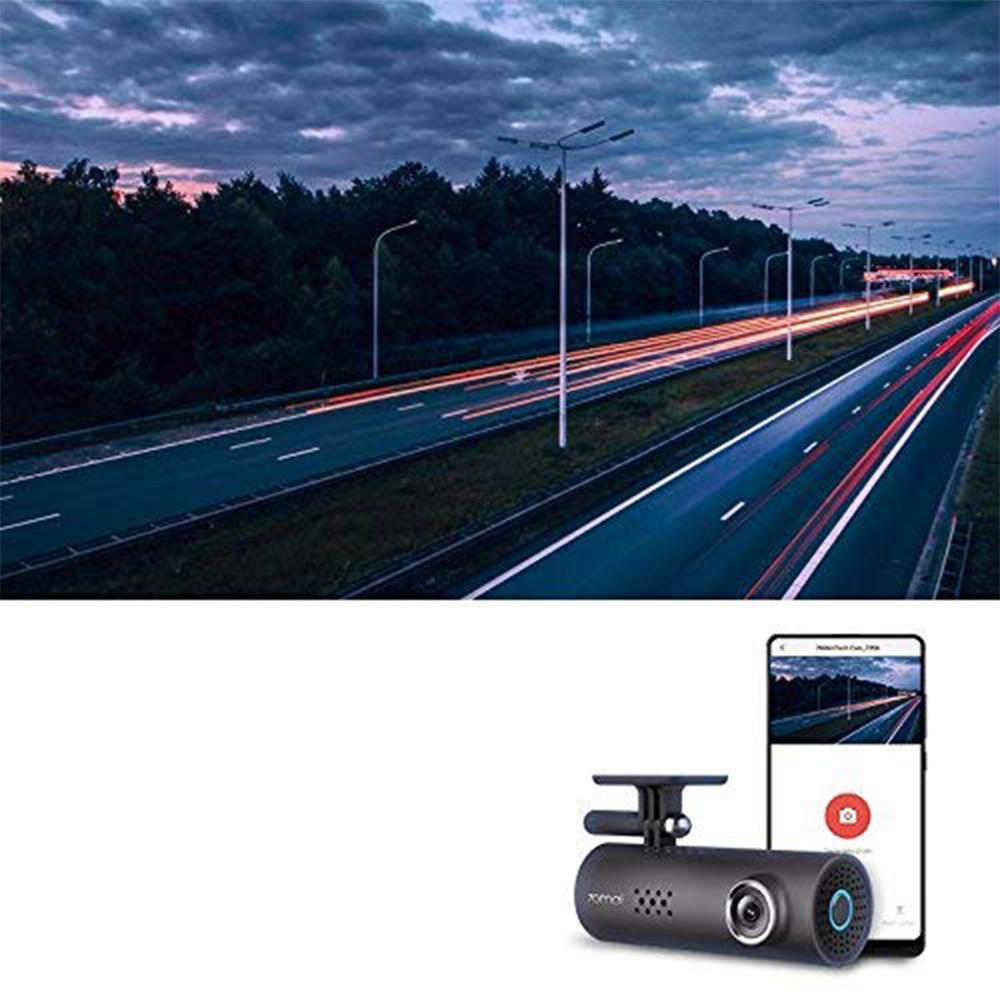 70mai Dash Smart Wi Fi DVR Car Surveillance Camera