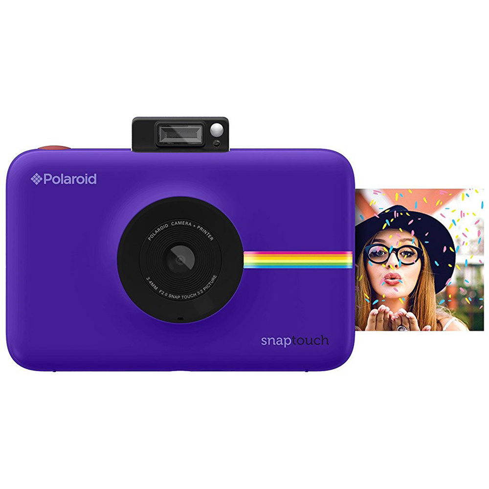 instant camera and polaroid