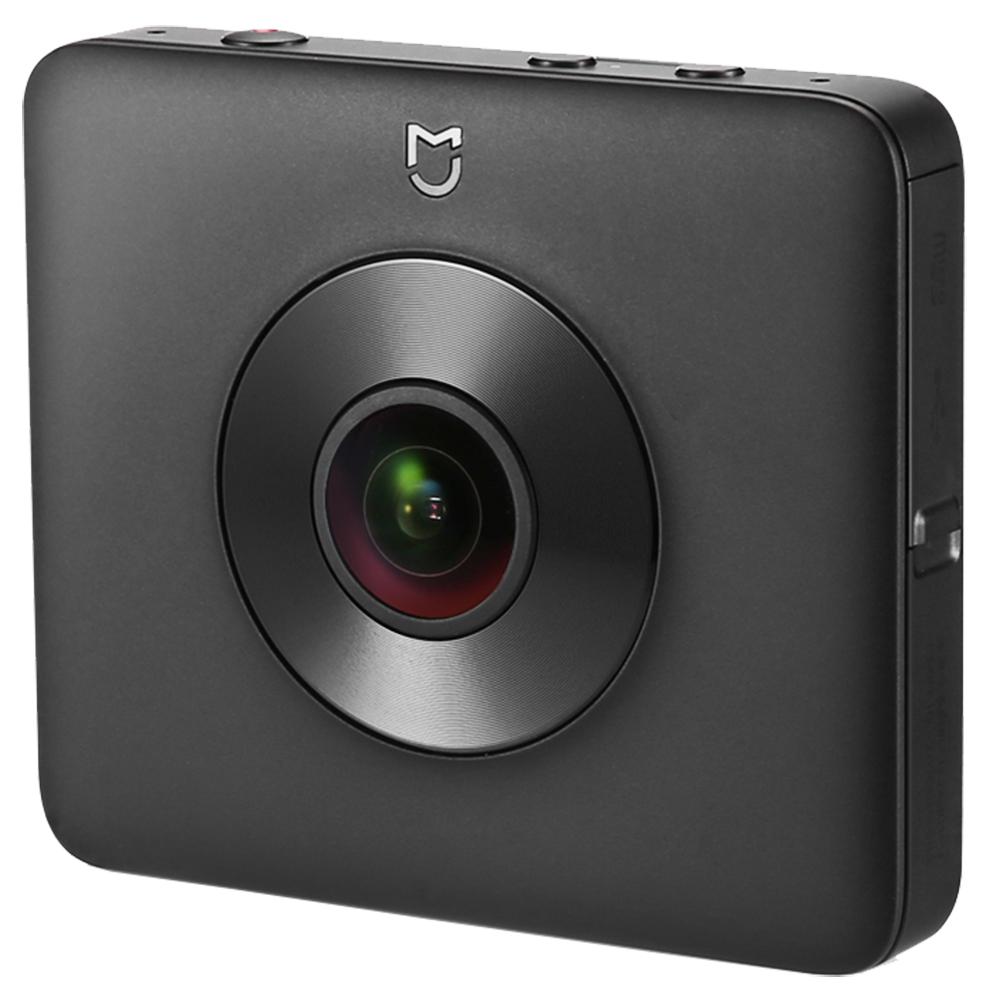 360 Mi Sphere MiJia 360 Black Camera Sport & Outdoor