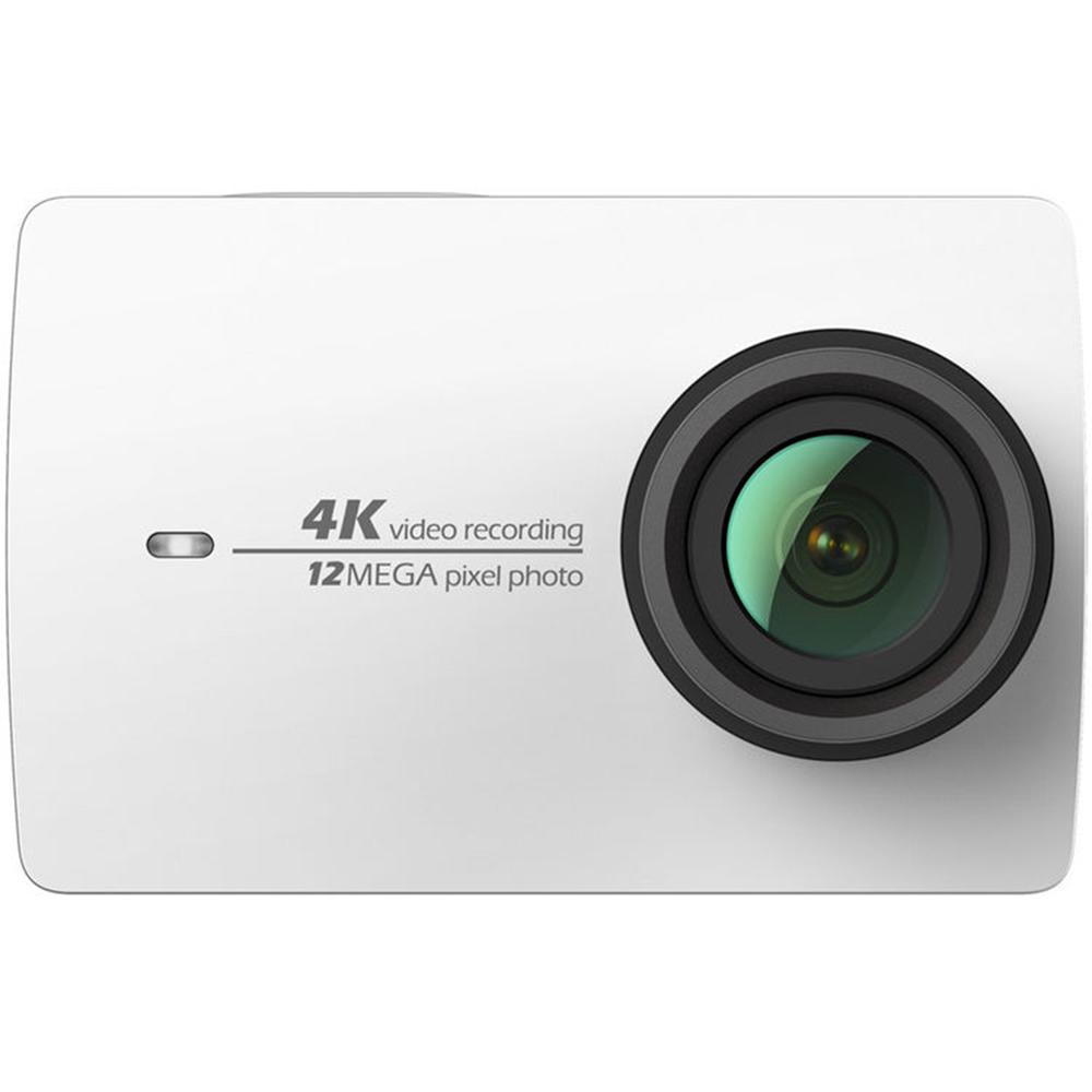 XIAOMI Camera Sport & Outdoor YI 4K Action + Selfiestick Alb