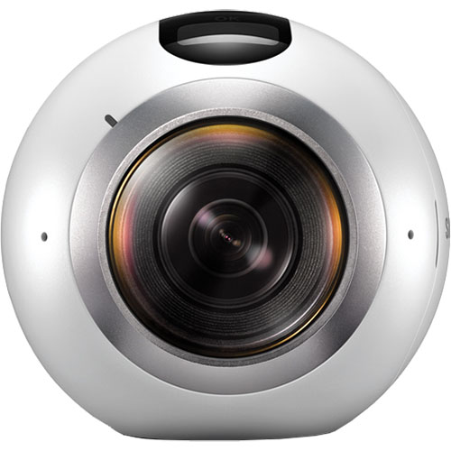 Gear VR 360 Camera Splashproof White