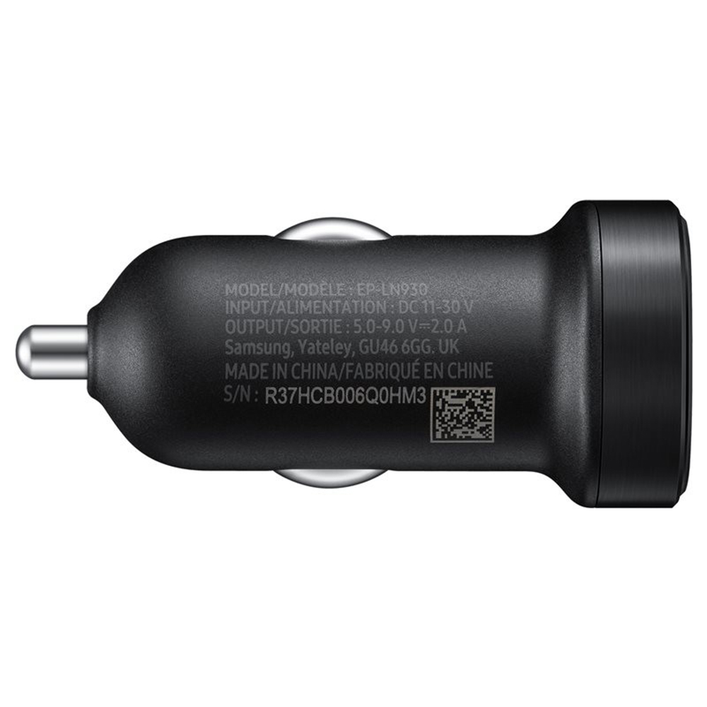 Car Charger Mini Fast Charge