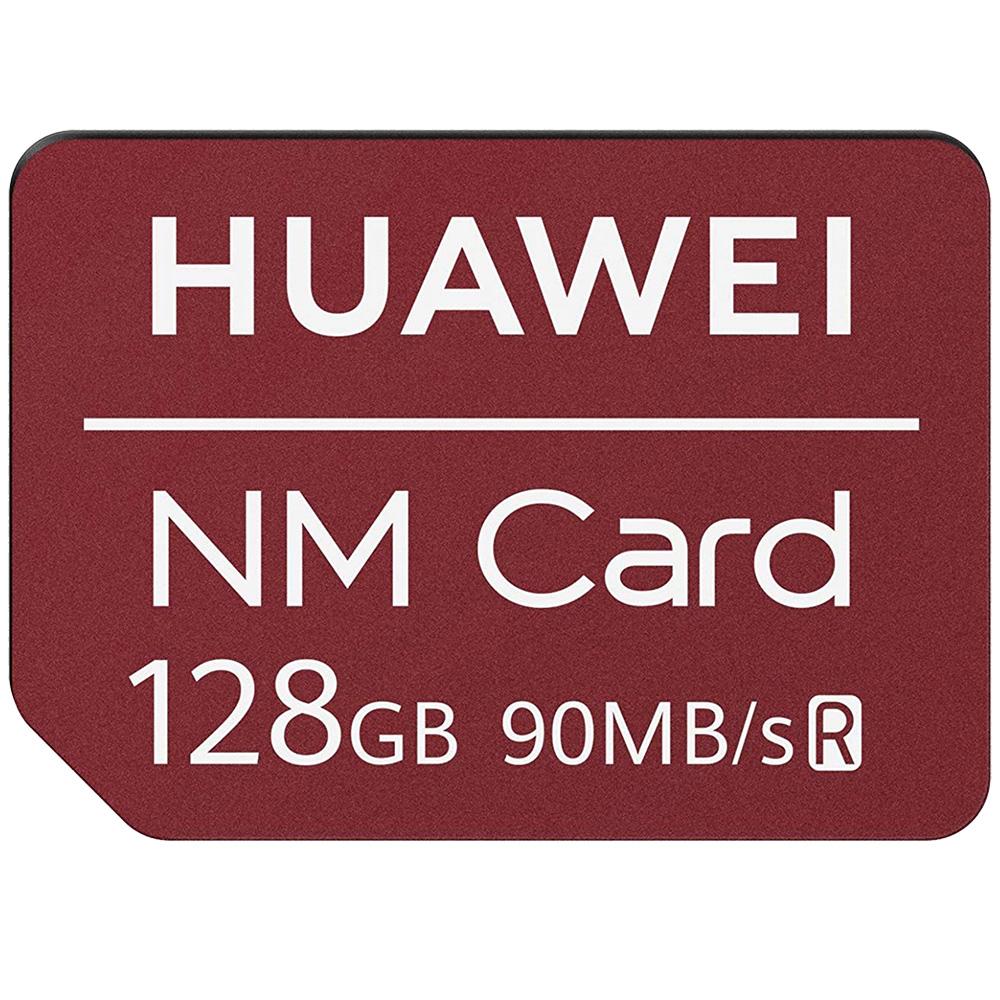 Nano 128GB 90Mbs Red