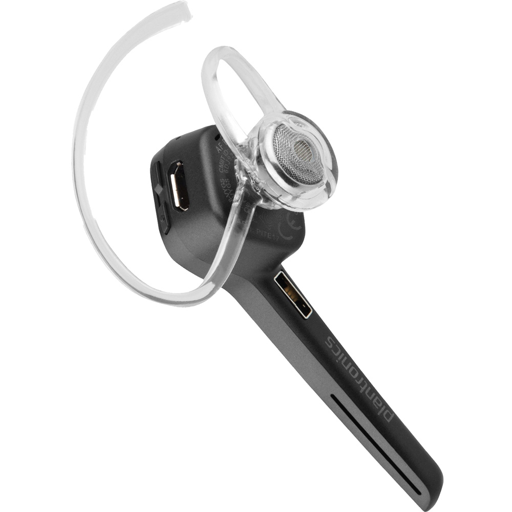 Headsets Voyager 3200 Bluetooth Headset Black 201140