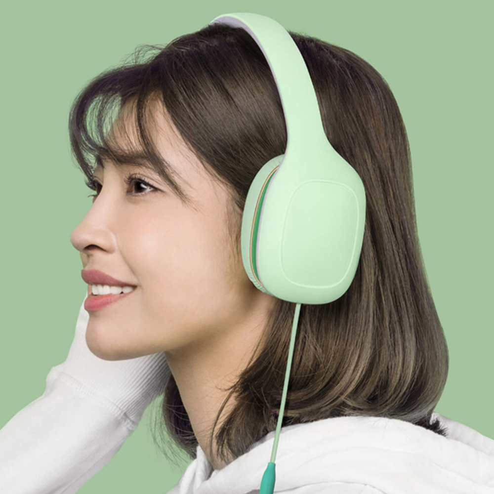 Mi Comfort Over Ear Headsets Green