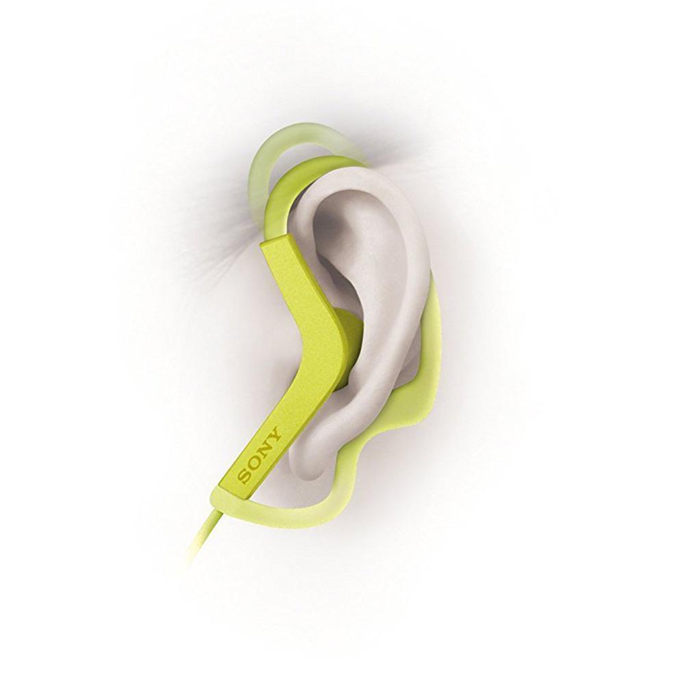 Casti Audio Sports In Ear SONY Galben MDR-AS210AP