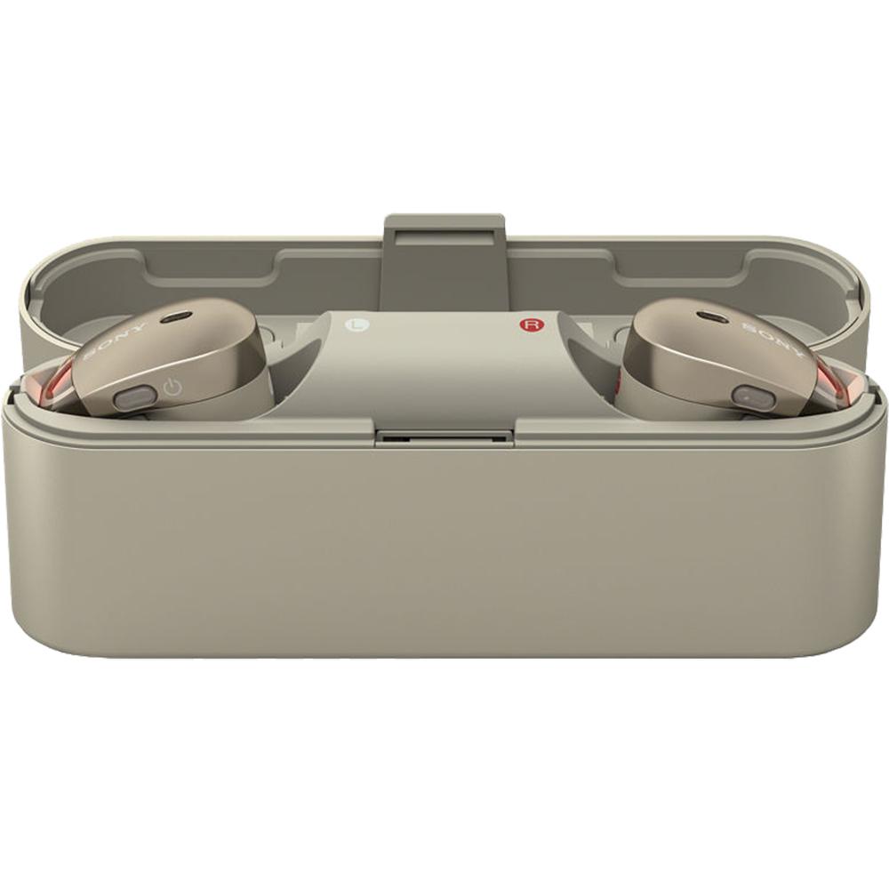 Earphones Wireless Headphones Gold