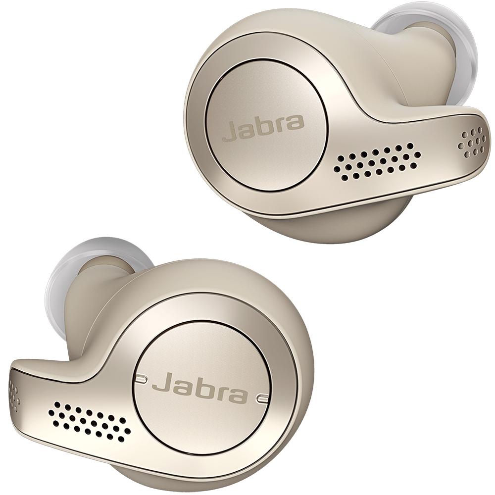 Elite 65t Wireless Headphones  Gold