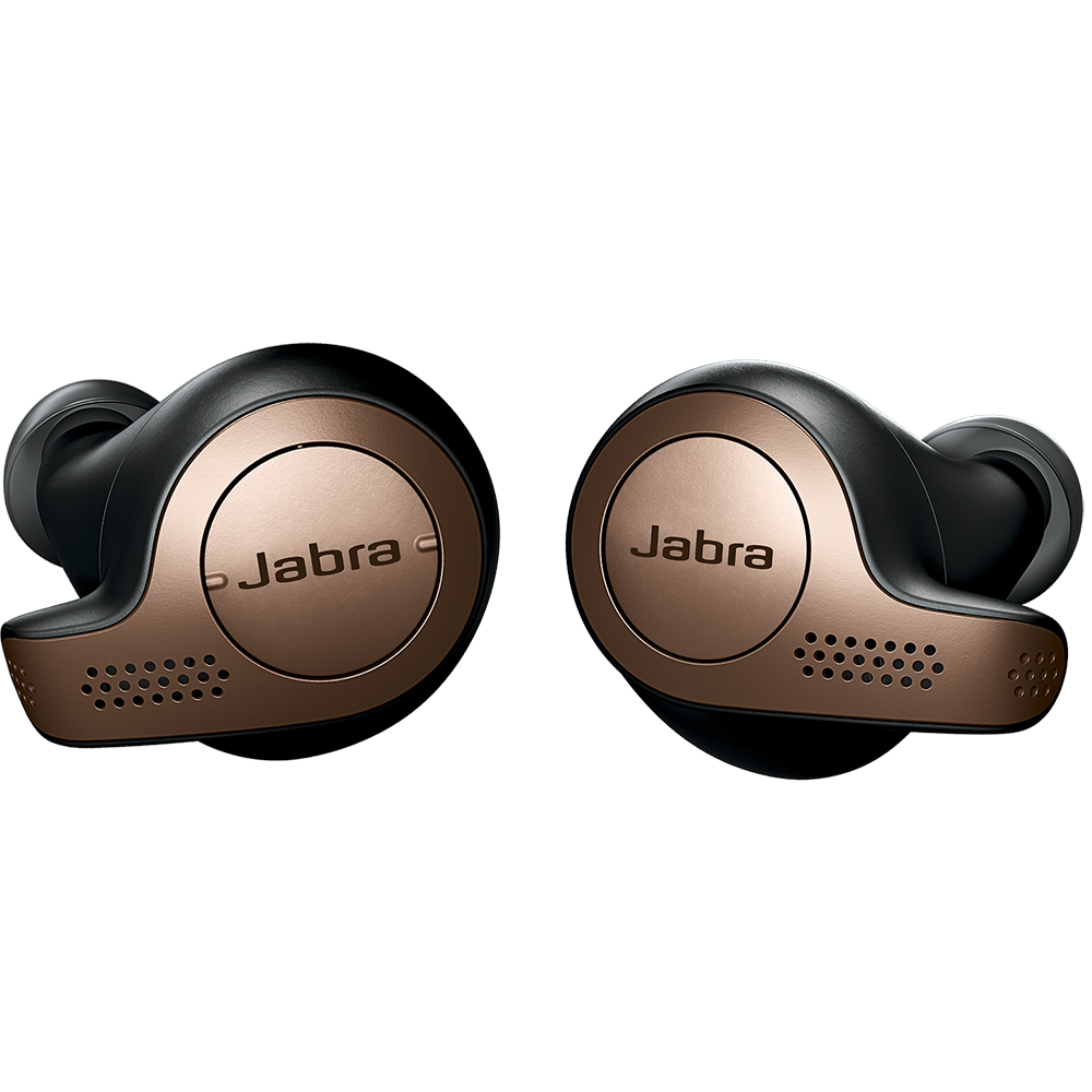 Elite 65t Wireless Headphones  Brown