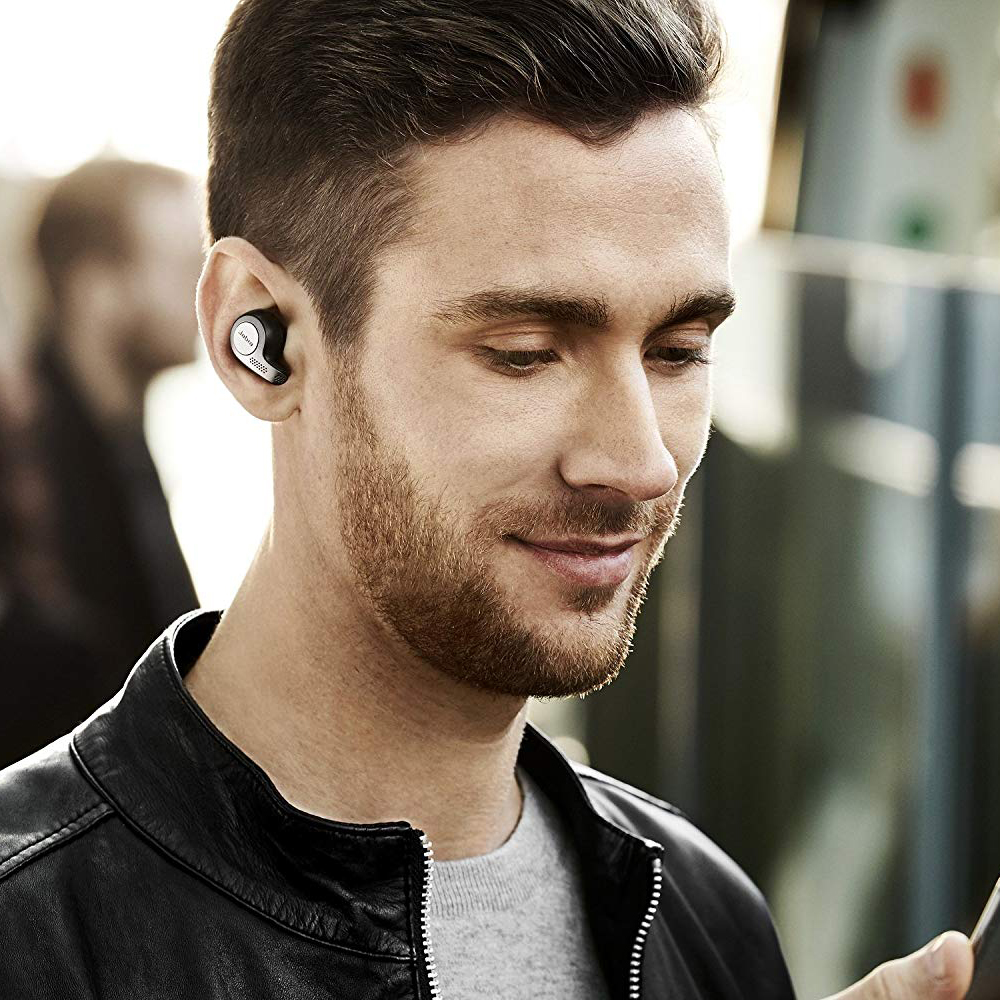 Elite 65t Wireless Headphones  Black